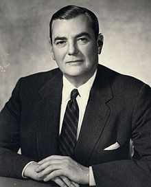 Herbert Charles Hoover (August 4, 1903 – July 9, 1969) was the son of Herbert Hoover, 31st #President of the United States 33rd #FirstLady Lou Henry Hoover ; a successful engineer and businessman; and a special envoy of the American government. He served as United States Under Secretary of State from 1954 to 1957. #PresidentsOfUSA