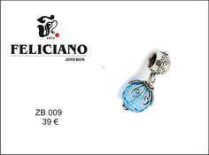 Hola Feliciamig@s. Feliciano joyeros os presenta uno de los #colgantes de la #colección #Zares para la #pulsera Feliciano. Este colgante de #plata y #circonita lo podéis encontrar en diferentes colores. Buen día