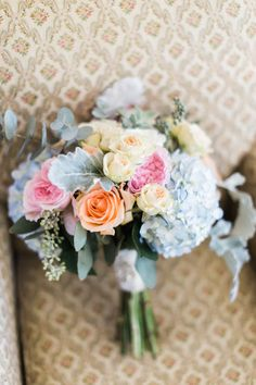 Wedding Bouquet ~ Keepsake Memories Photography
