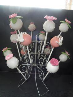 Bruiloft cakepops