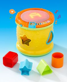 Tap 'N' Learn Musical Drum | LTD Commodities