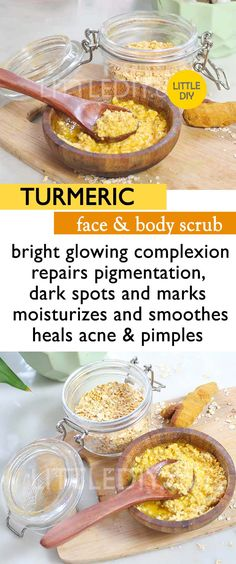 How to Make Natural DIY Facial Toner With Only 5 Ingredients – Trending Pins Diy Face Scrub, Face Scrub Homemade, Diy Scrub, Sugar Scrub For Face, Neutrogena, Body Scrub Recipe, Body Brushing, How To Exfoliate Skin, Facial Scrubs