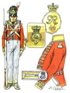 "Studio ""Siberia"" forum --- Forum: Napoleonic wars / Наполеоновские войны --- Thread: British infantry during the Napoleonic wars"