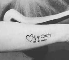 Wrist Tattoos For Guys, Small Wrist Tattoos, Mom Tattoos, Trendy Tattoos, Popular Tattoos, Sleeve Tattoos, Tattoos For Women, Nursing Tattoos, Bike Tattoos
