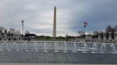 widelyknown-washington-monument:  Visitando el Monumento de Washington #washingtonmall #washingtonmonument #dc #fountain by sarabell9192 http://ift.tt/1Px0xmi  http://ift.tt/1o6Jdv1