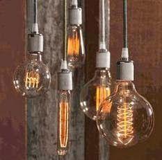 Decorar con cables y bombillas decorativas | METAL y LUZ S.L.