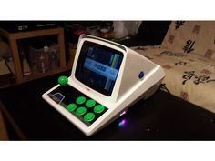 Minitel Arcade by BuddeviL - Thingiverse
