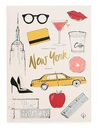 Garance Dore New York-Paris Notebooks have arrived at Northlight