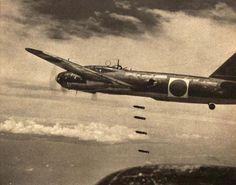 Bombing Guadalcanal