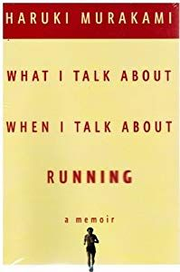 Paperback What I Talk About When I Talk About Running Book