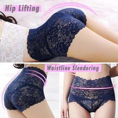💁 Cute, sexy and stay comfortable wearing these seamless lace panties! Jolie Lingerie, Lingerie Set, Women Lingerie, Perfect Woman, Sexy Bra, Cotton Lace, Bra Styles, Lace Shorts, Underwear