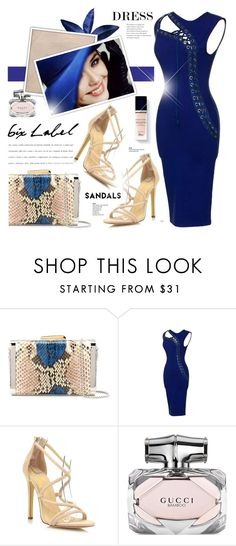 """""""6IX LABEL"""" by cly88 ❤ liked on Polyvore featuring Hayward, Gucci and Christian Dior"""