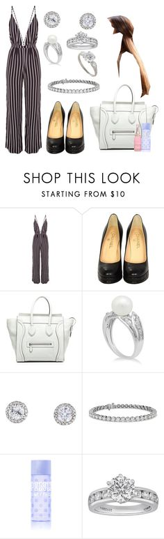 """""""4x4"""" by moonlightbabby ❤ liked on Polyvore featuring Faithfull, Chanel, CÉLINE, Blue Nile, Victoria's Secret PINK and Tiffany & Co."""