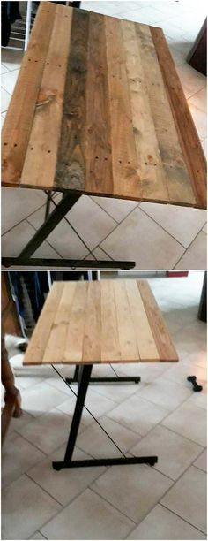 This is an interesting and yet simple table design for you which you can beautifully make it place in your lounge areas. It do stand out brilliantly and in attractive way of the designing where two supportive mediums of the legs has been made to be the part of it as well.