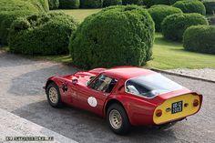 Alfa Romeo Giulia TZ2 #alfa #alfaromeo #italiandesign