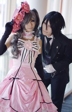 Cure WorldCosplay is a free website for submitting cosplay photos and is used by cosplayers in countries all around the world. Even if you're not a cosplayer yourself, you can still enjoy looking at high-quality cosplay photos from around the world. Sebastian Michaelis Cosplay, Black Butler Cosplay, Black Butler Kuroshitsuji, Manga Characters, Anime Cosplay, Anime Boys, Cure, Sexy, Dresses