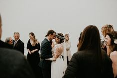 This couple opted for an intimate Bodega Bay wedding with a romantic cliffside first dance. Lauren Dixon Photography was there to capture the special day. When I Get Married, I Got Married, Bodega Bay, First Dance, Wedding Blog, Wedding Photography, Bohemian, Romantic, Weddings