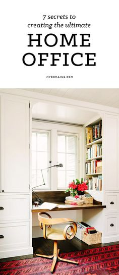 Discover 6 Ideas For Creating A Petite Home Office See