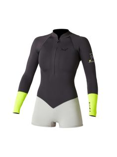 6f70baf19ff Kassia Long Sleeve Springsuit - Roxy Wet Style