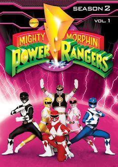 Mighty Morphin Power Rangers: Season 2 Volume 1