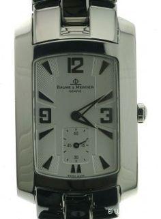 Baume & Mercier Uurwerken horloges Hampton Watchbox Knokke Antwerpen