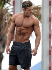 zac efron workout: get ripped