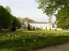 Le Château de Malmaison Chateau De Malmaison, La Malmaison, Empress Josephine, Napoleon Josephine, Dear World, French Castles, French Chateau, Country Estate, Historical Architecture
