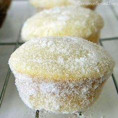 Sugar Donut Muffins from Cinnamon Girl Recipes