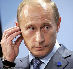 During his first term at President in 2007 Putin, then aged 55, looked his age while still healthy.