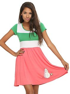 Studio Ghibli Her Universe Spirited Away Chihiro Costume Dress | Hot Topic