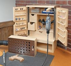 Rotary Tool Storage - Bing Images