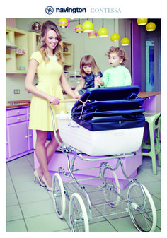 Wózek dziecięcy Contessa