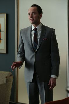 Pin for Later: The TV Fanatic's Halloween Guide: How to Dress as Your Favorite Character Pete Campbell From Mad Men