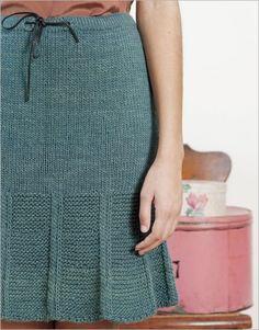 Seashell Skirt   InterweaveStore.com 900-1100yds Worsted Weight yarn