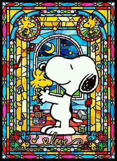 Snoopy Woodstock Peanuts Love