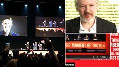 Periodismo Alternativo en la Red: Dotcom, Assange y Snowden se unen contra el espion...