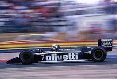 "Brabham BT55 -""The Skateboard"" Riccardo Patrese"
