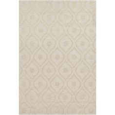 Found it at AllModern - Central Park Ivory Geometric Zara Area Rug