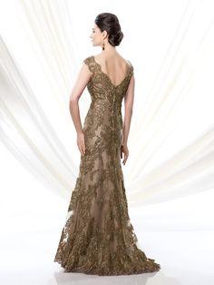 Vestido De Festa - 214D56