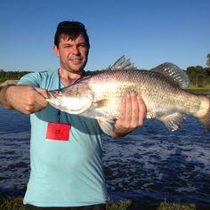 Barra fishing in the Daintree