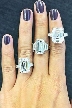 emerald cut rings 11