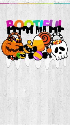 Halloween Wallpaper Iphone, Holiday Wallpaper, Halloween Backgrounds, Cute Wallpaper Backgrounds, Pattern Wallpaper, Cute Wallpapers, Iphone Wallpaper, Halo Halloween, Halloween Boo