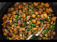 Chinese 5 Spice Sweetpotatoes - What's Gaby Cooking