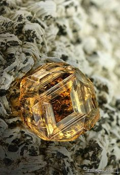 Amazing Geologist Hessonite from the collection László Gál.