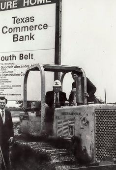 South Belt Houston Digital History Archive: Texas Commerce Bank South Belt