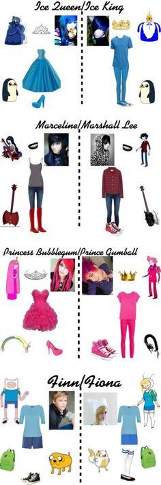 """Adventure Time!!!"" by dark-fallen-angel13 on Polyvore"
