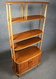 1950's/60's Ercol room dividers