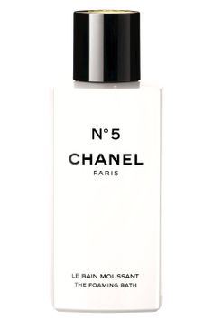 7 Bubble Baths to Relax with Tonight - Chanel Number 5 Foaming Bath