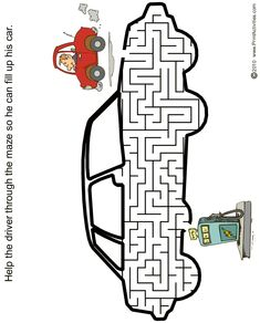 hot wheels coloring pages kindergarten-#43