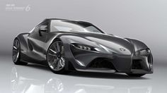 Toyota FT-1 'Vision GT' now available to download in Gran Turismo 6  http://www.4wheelsnews.com/toyota-ft-1-vision-gt-now-available-to-download-in-gran-turismo-6/  #toyota #ft1 #granturismo6 #gt6